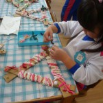 クリスマス製作9