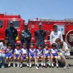 消防車来園3