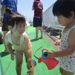 6月19日水遊び②